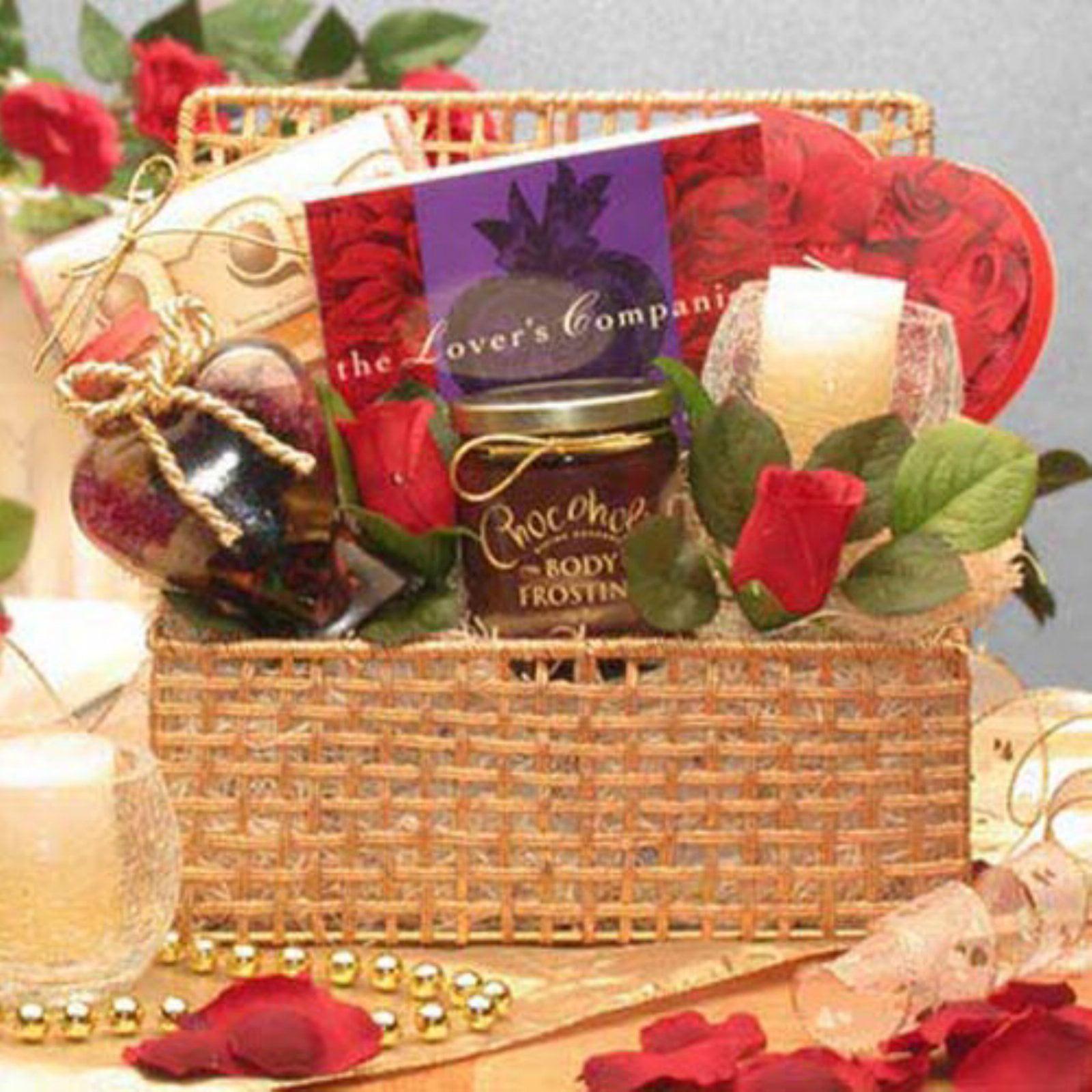 Romantic Evening Gift Basket - Walmart.com
