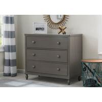 Better Homes and Gardens Lowell 3 Drawer Dresser, Multiple Finishes