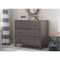 Better Homes and Gardens Lowell 3 Drawer Dresser, Multiple Finishes