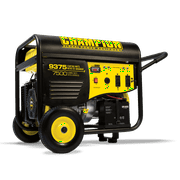 Champion 100219 7500-Watt Portable Generator with Electric Start and 25-ft. Extension Cord