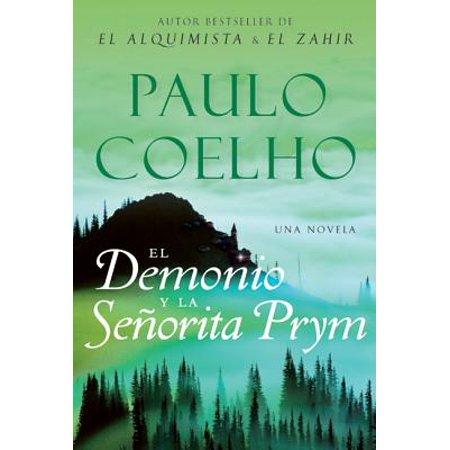 El Demonio y la Senorita Prym - - Demonio Halloween