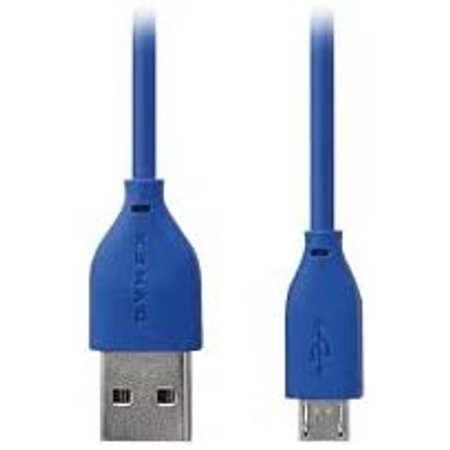 Micro USB Charger Cable (Blue) for Samsung i9300 Galaxy S3 SIII Xperia S HTC One X Blackberry NOKIA - image 2 of 4