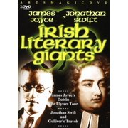 James Joyce & Jonathan Swift: Irish Literary Giants (DVD)