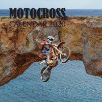 Motocross Calendar 2020 : 16 Month Calendar