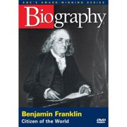 Biography: Benjamin Franklin Citizen Of The World (Full Frame) by
