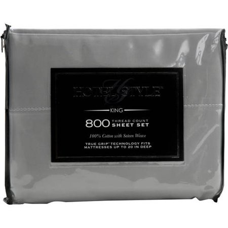 Hotel Style Infinity Cotton 800 Thread Count Pillowcases, 2 Count (Pillowcases 450 Thread)