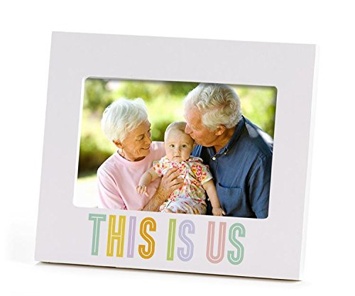 This Is Us Sentimental Photo Frame Size 75 X 63 X 05 By
