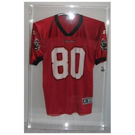 Clear Acrylic Jersey Display Case Football Baseball Basketball
