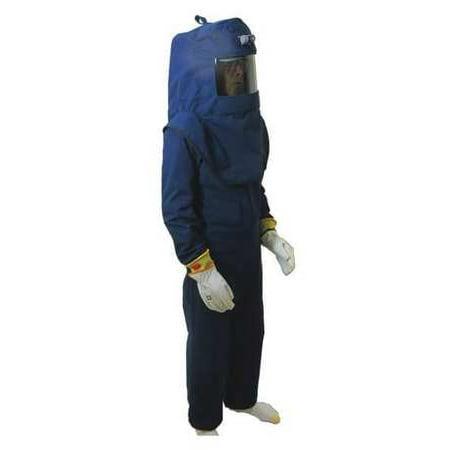 LNS4™ Series Arc Flash Hood, Coat, & Bib Suit Set OBERON COMPANY LNS4B-2XL (Flash Outfit)