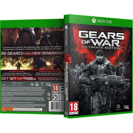 Gears of War - Ultimate Edition - Xbox One (