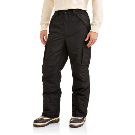 Iceberg Men's Cargo Snowboard Pant, up to Size (Best Patagonia Jacket For Snowboarding)