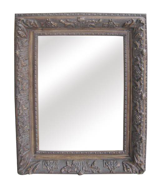 30.5 in. Traditional Rectangular Mirror by Legion Furniture