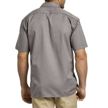 c942dc8079 Buy Big Men s Short Sleeve Twill Work Shirt