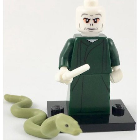 LEGO Harry Potter Fantastic Beasts Mystery Pack Lord Voldemort Mystery Minifigure [No Packaging] (Voldemort Lego)