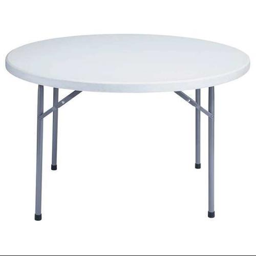NATIONAL PUBLIC SEATING BT-48R Folding Table, 48\