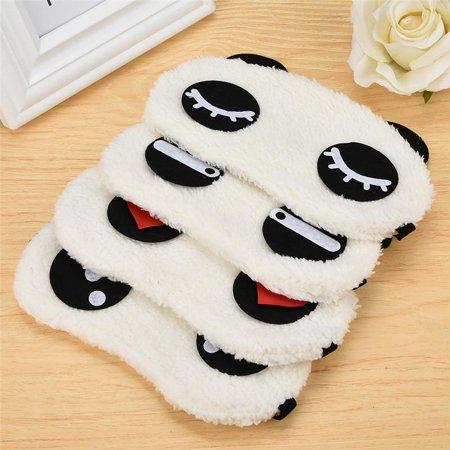 Party Face Masks (Cute China Panda Sleeping Face Eye Mask Blindfold Eyeshade Traveling Sleep Patch Party)