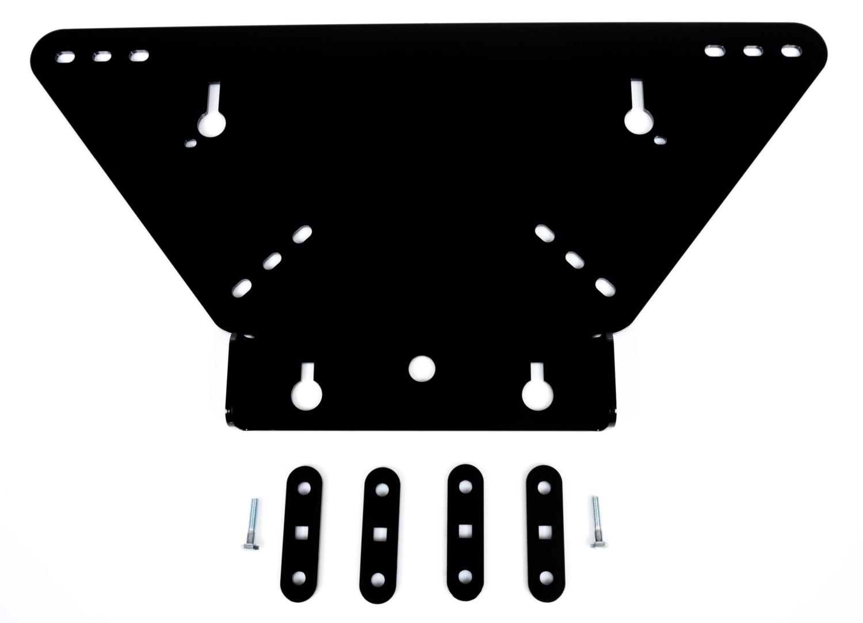 CLICK N GO CNG 2 Snow Plow Bracket for UTV Black #374480 by CLICK N GO