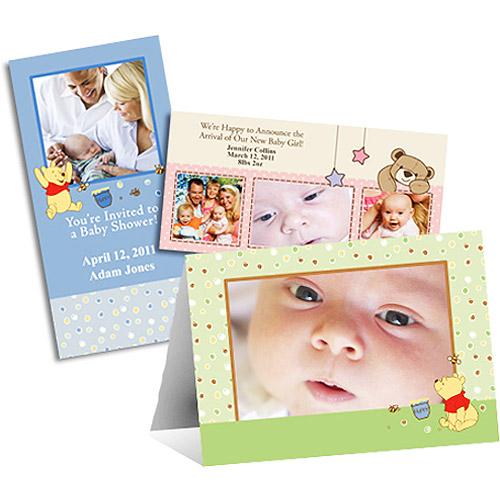Baby Shower Photo Invitations Walmartcom