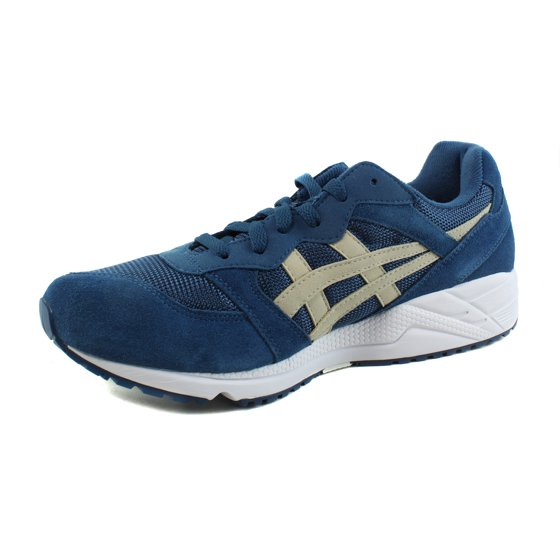 3933b4a178a ASICS Mens Gel-Lique Suede Running Casual Sneaker Shoes