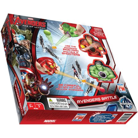 Fotorama Avengers Battle Action Game