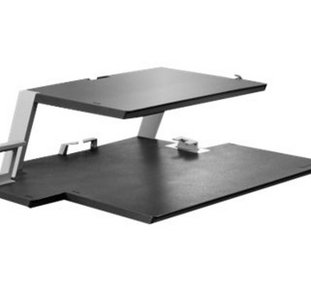 Lenovo Dual Platform Notebook and Monitor Stand - Stand f...