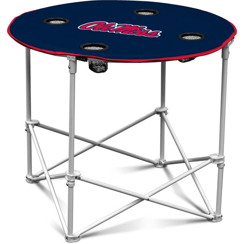 Logo Chair NCAA Ole Miss Round Table