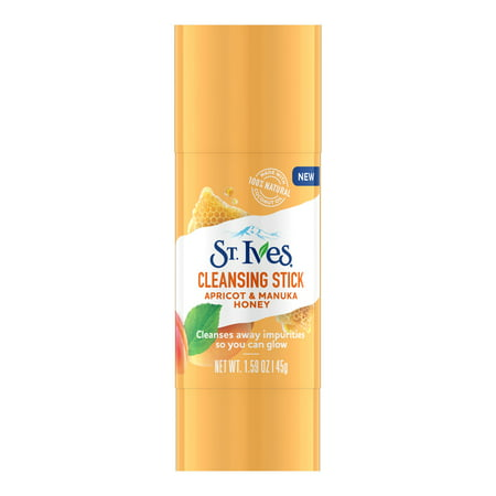 St. Ives Cleansing Stick Apricot & Manuka Honey 1.6 oz