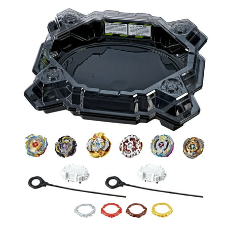 Beyblade Burst Evolution Ultimate Tournament Tops and Beystadium Game