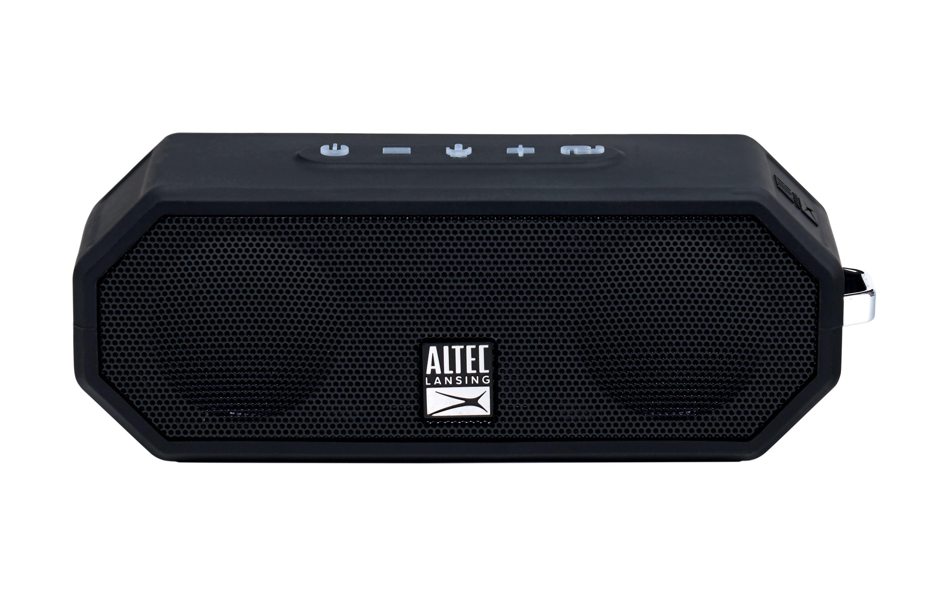 Altec Lansing Jacket H20 4 Speaker Bluetooth Portabel