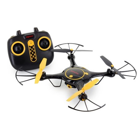 Tenergy Syma X5UW Wifi FPV Quadcopter with HD Camera-(Exclusive Black/Yellow Color)