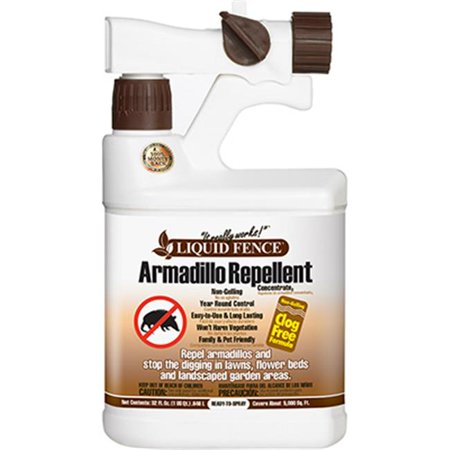 Spectrum Brands  Pet  Home   Garden Hg 70285 32 Oz  Concentrate Armadillo Repellent
