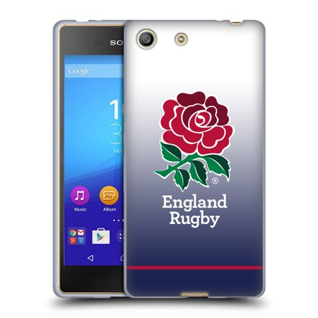- OFFICIAL ENGLAND RUGBY UNION 2017/18 KIT SOFT GEL CASE FOR SONY PHONES 1