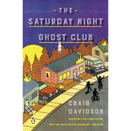 Halloween Night Clubs London (The Saturday Night Ghost Club : A)