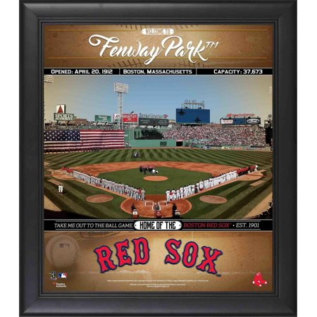 Boston Red Sox Framed 15