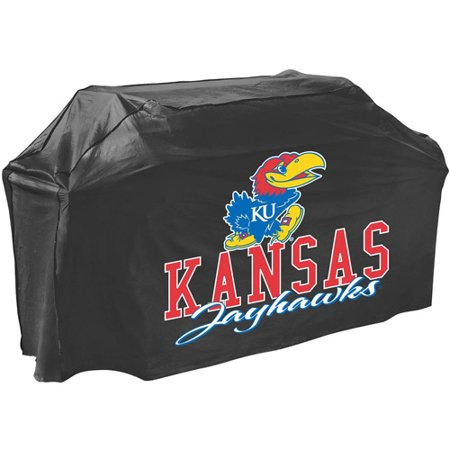Mr. Bar-B-Q Kansas Jayhawks Grill Cover, Large