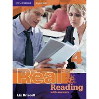Real Reading 4 with Answers Paperback