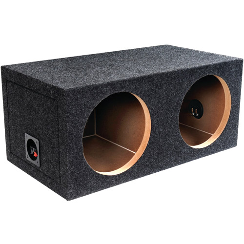 "Atrend-Bbox E10D B Box Series 10"" Dual Sealed Bass Box"