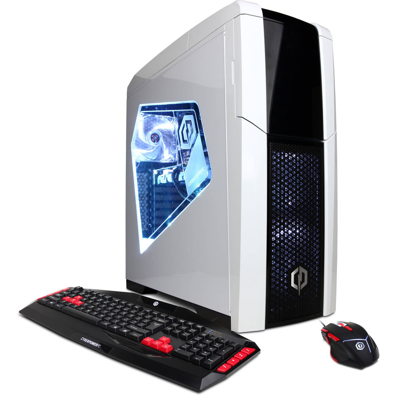 CyberPowerPC Gamer Ultra GUA4900W Gaming Desktop PC with AMD FX-4300 Processor, 8GB Memory, 1TB Hard Drive and Windows 10 Home (Monitor Not Included)