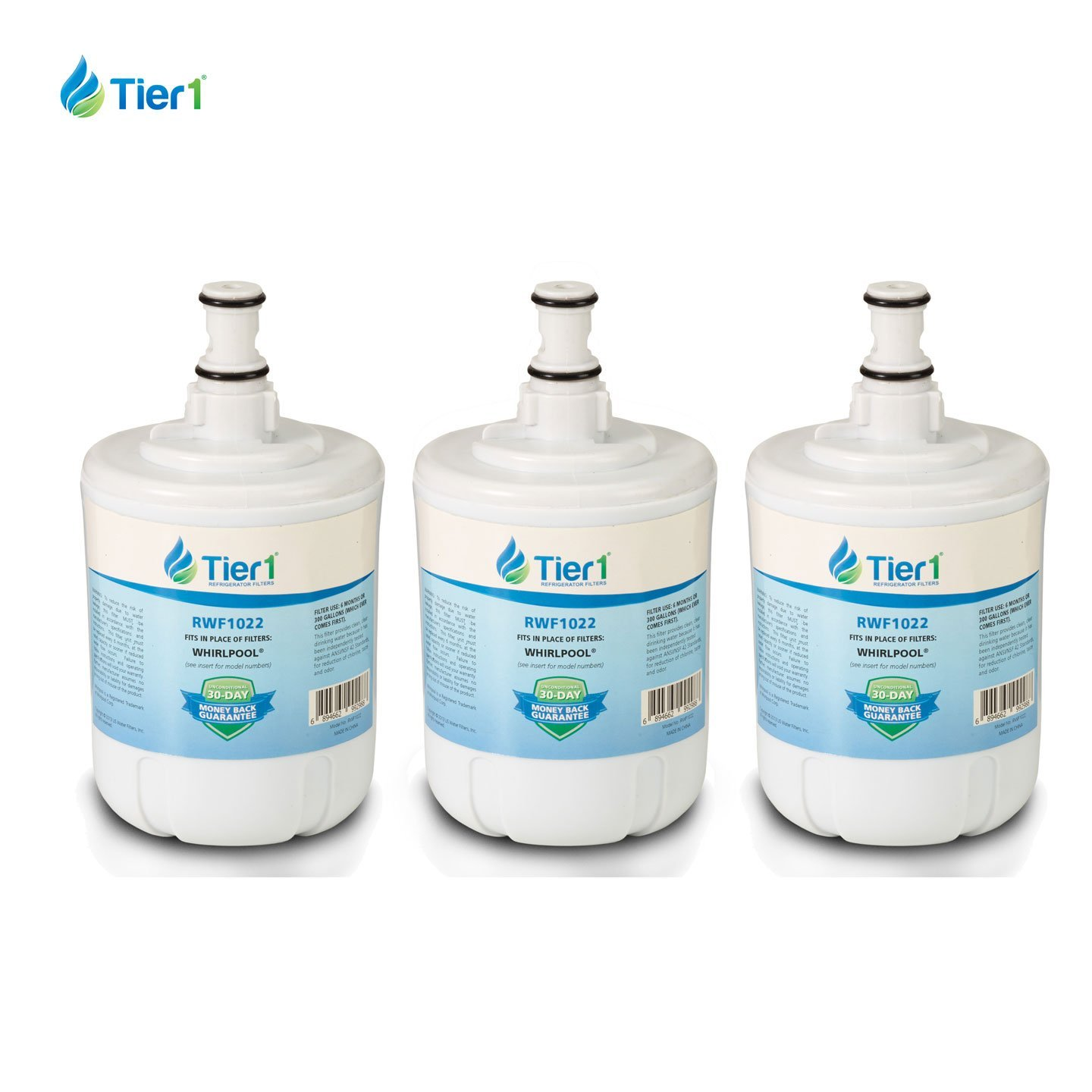 3US-AF01 Standard Water Filtration Replacement Filter, Ship from USA,Brand Filtrete