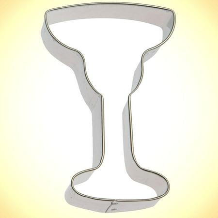 Margarita Glass Cookie Cutter 4 (Glasses Cookie Cutter)