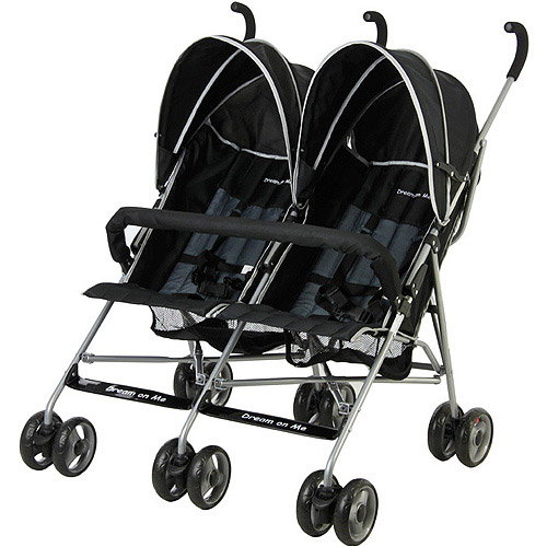 Dream On Me, Twin Stroller
