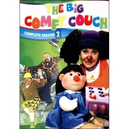 The Big Comfy Couch: The Complete Season 2