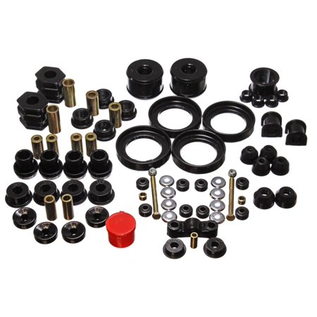 Energy Suspension 96-00 Honda Civic/CRX Black Hyper-Flex Master Bushing