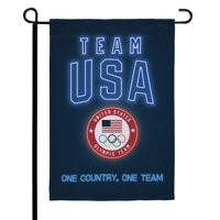 Team USA WinCraft 2020 Summer Olympics 12.5'' x 18'' Double-Sided Garden Flag