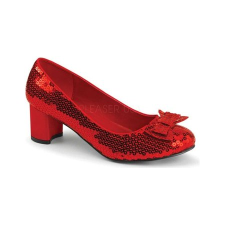 Women's Funtasma Dorothy 01 - Red Dorothy Shoes