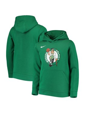 cd23ce94c Product Image Boston Celtics Nike Youth Essential Logo Hoodie - Kelly Green