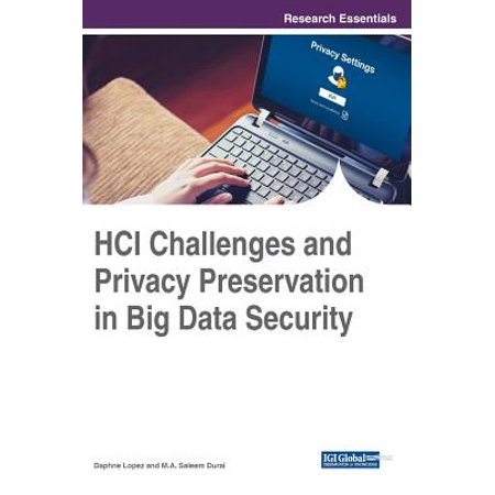 Hci Challenges and Privacy Preservation in Big Data