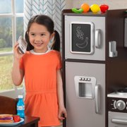 Kidkraft Uptown Espresso Kitchen With 30 Piece Play Food Image 5 Of 7