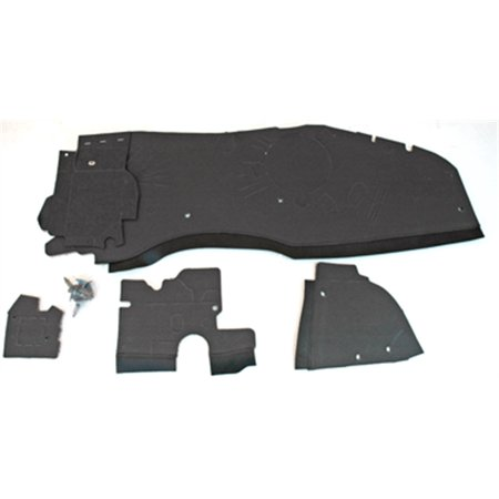 Firewall Pan (Repops N171 Firewall Insulation Pad with Clips for 1962-67)