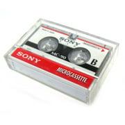 Sony MC-90 Microcassette Tape